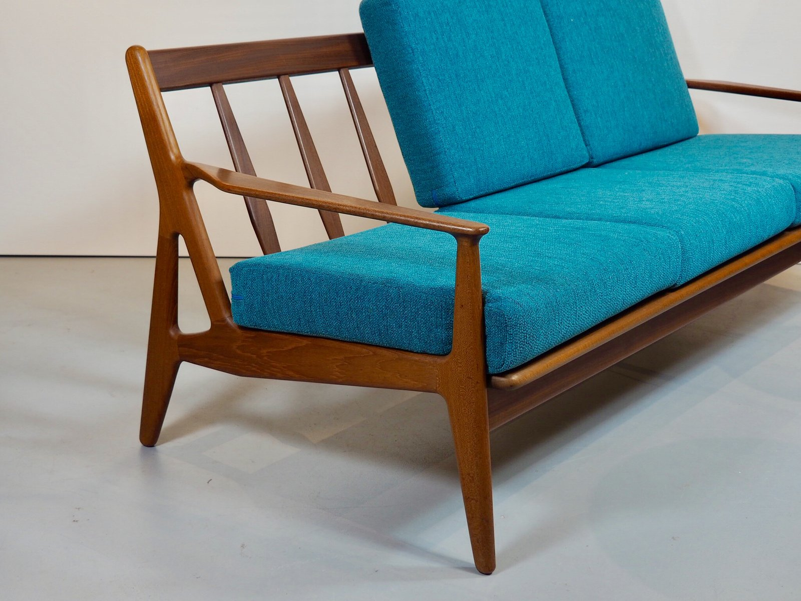 Söderbergs Sessel Danish Sofa By Arne Vodder For Vamo 1960s