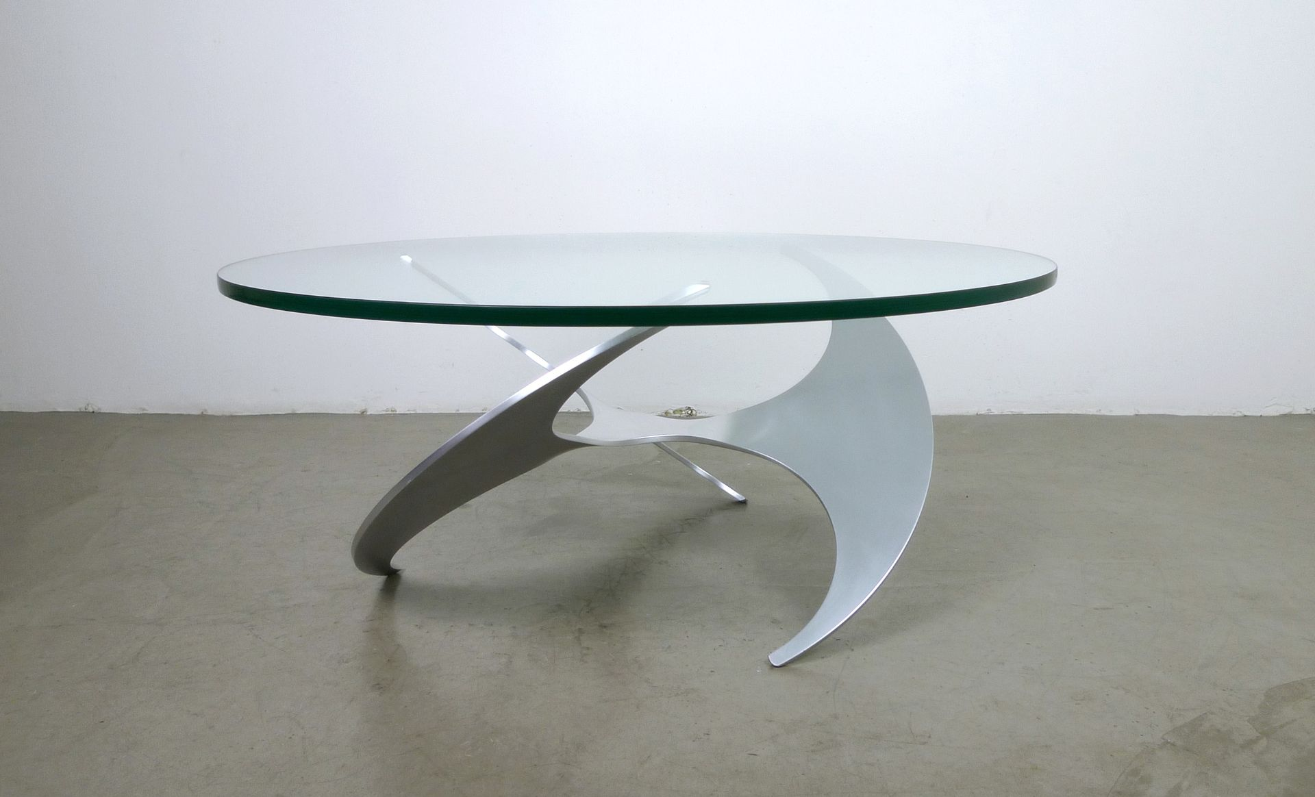 Esstische Ronald Schmitt K9 Propeller Coffee Table By Knut Hesterberg For Ronald Schmitt 1960s