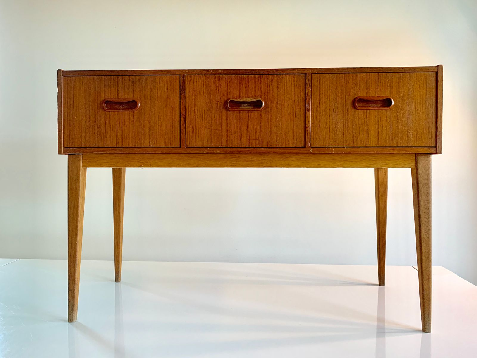 Swedish Mid Century Furniture Mid Century Swedish Teak Drawer Cabinet 1960s