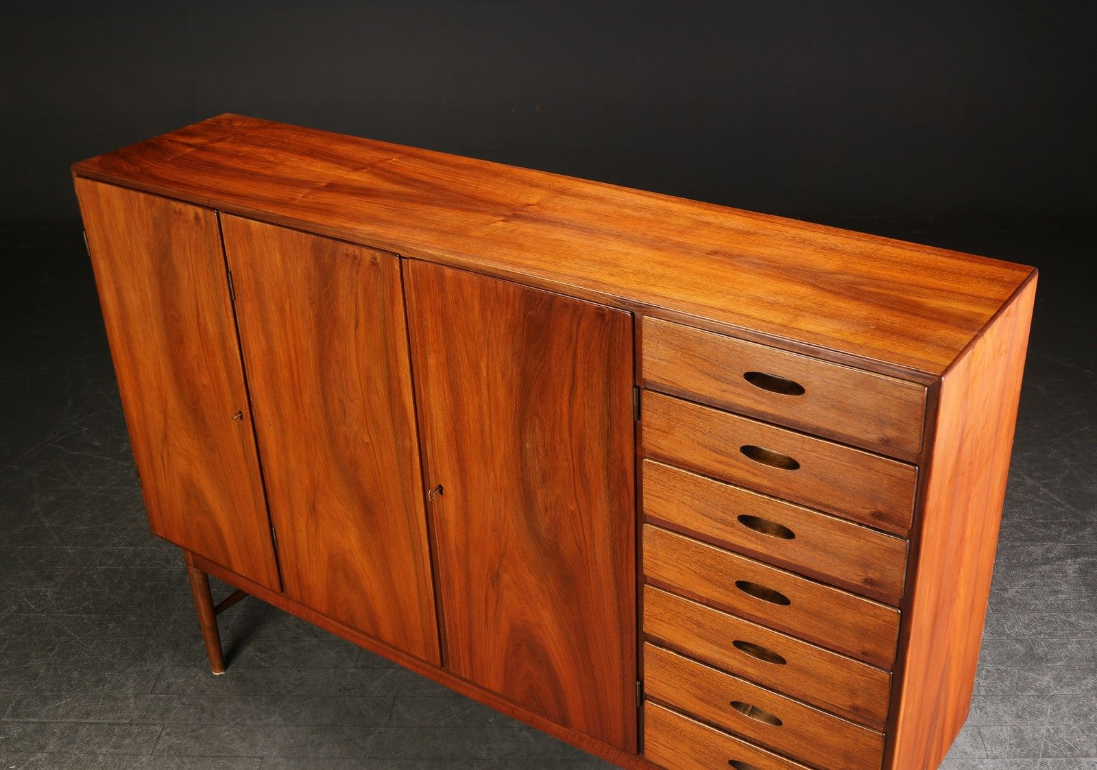 Vintage Sideboard Danish Vintage Danish Sideboard 1950s For Sale At Pamono