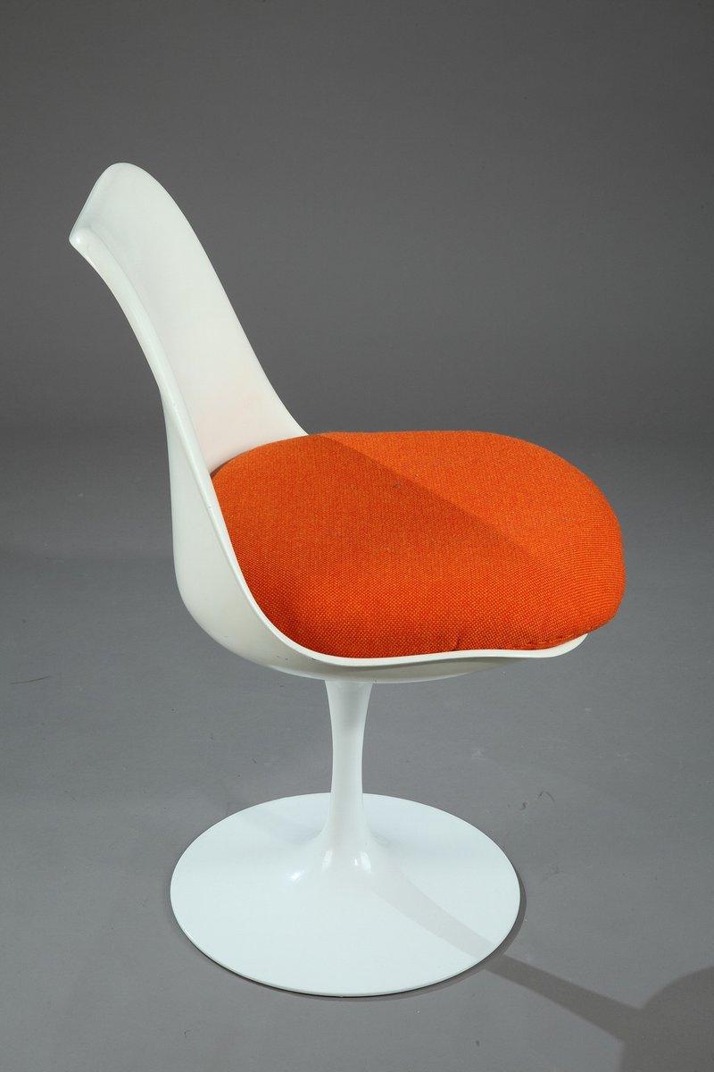 Chaise Tulipe Par Eero Saarinen Pour Knoll 1950s
