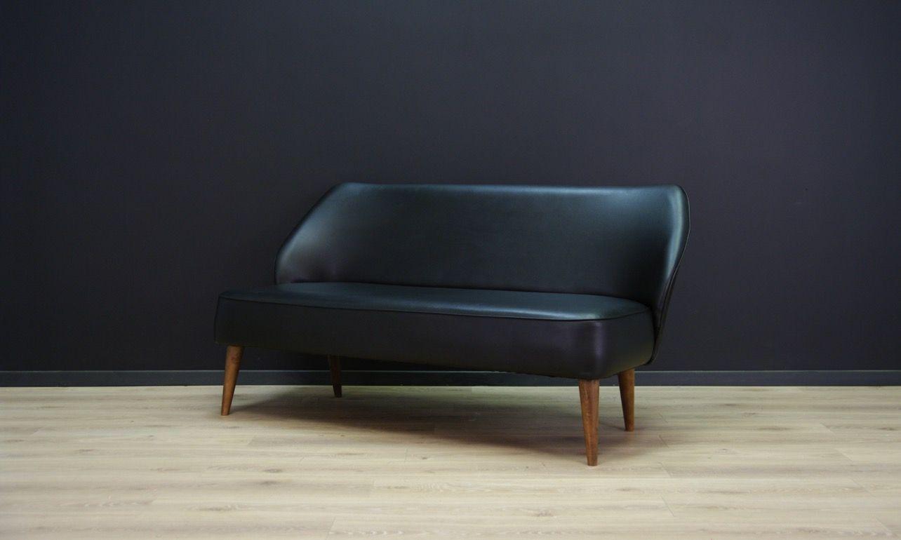 Divano vintage ecopelle divano eloisa