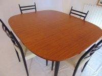 Table  Rallonge et Chaises de Salle  Manger Librenza de ...