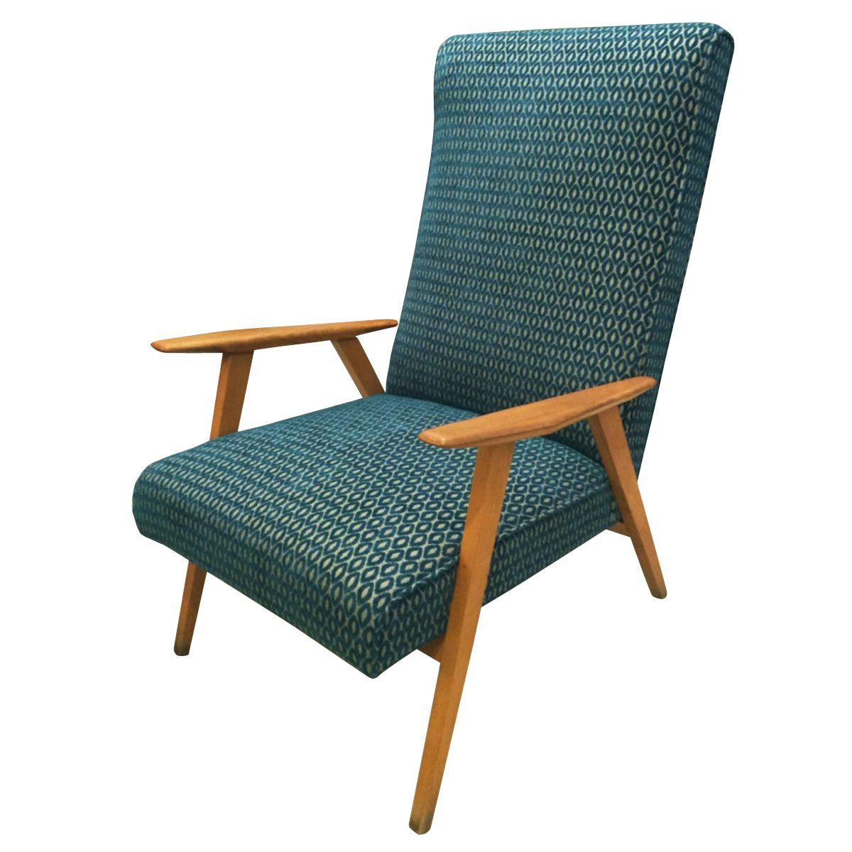 Swedish Mid Century Furniture Mid Century Swedish Armchairs 1960s Set Of 2