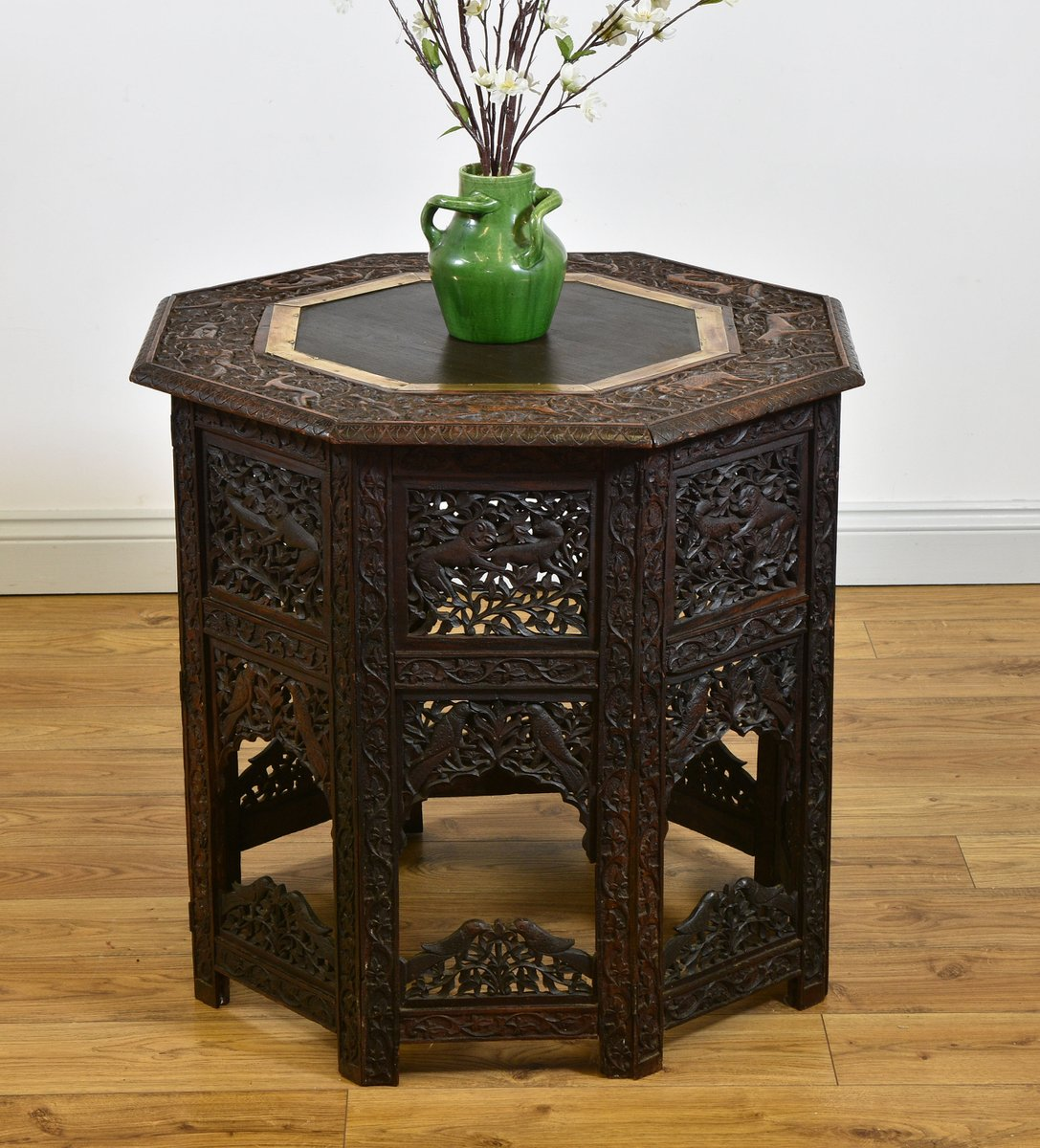 Table D'appoint Pliante Castorama Grande Table D 39appoint Octogonale Pliante Anglo Indienne