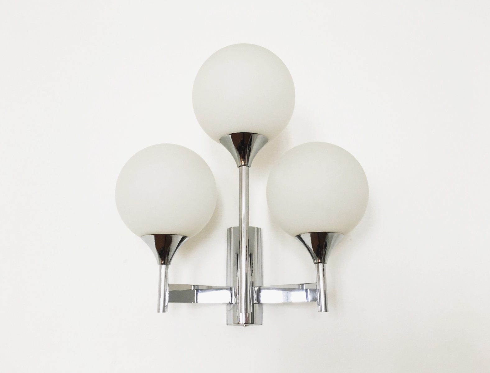 Leuchten Kaiser Sputnik Wall Light From Kaiser Leuchten, 1960s For Sale At Pamono
