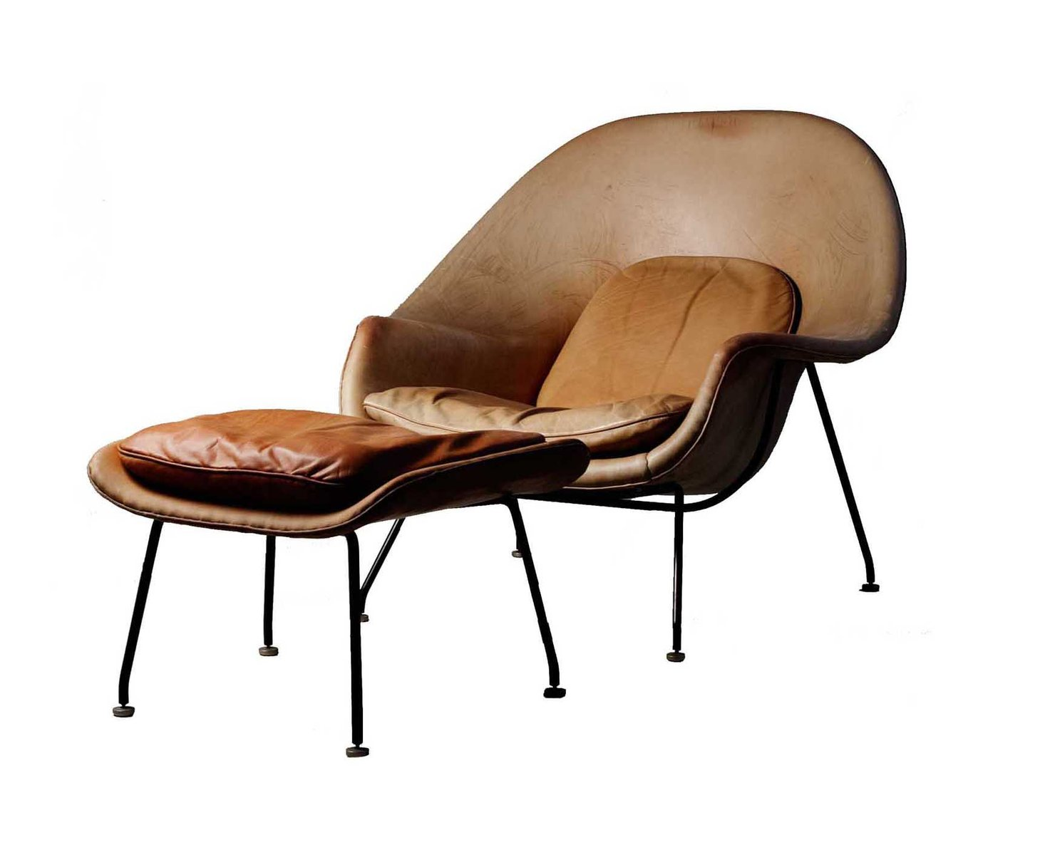 Womb Paris Chaise Womb Chair By Eero Saarinen For Knoll 1956 En