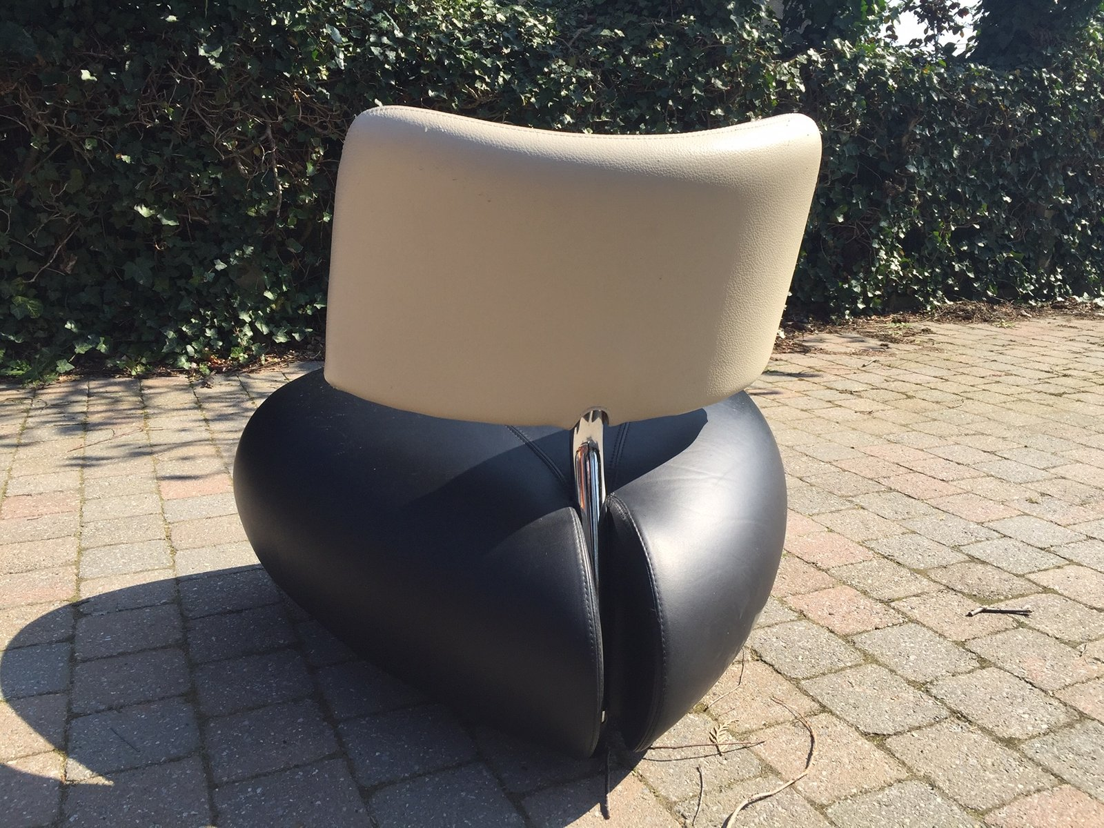 Sessel Roy Pallone Lounge Chair By Roy De Sheemaker For Leolux 1980s