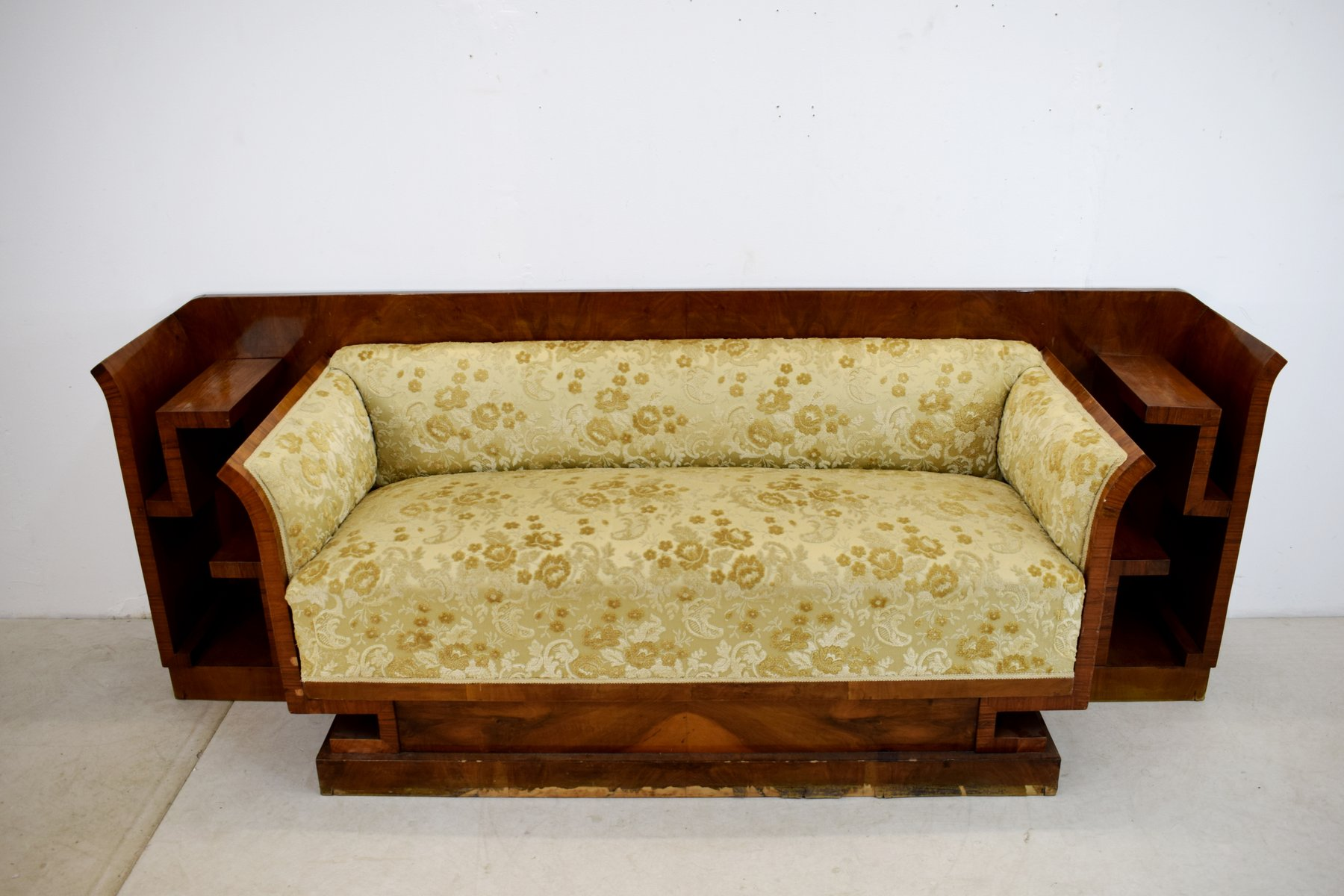 Vintage Art Deco Italian Sofa 1930s For Sale At Pamono