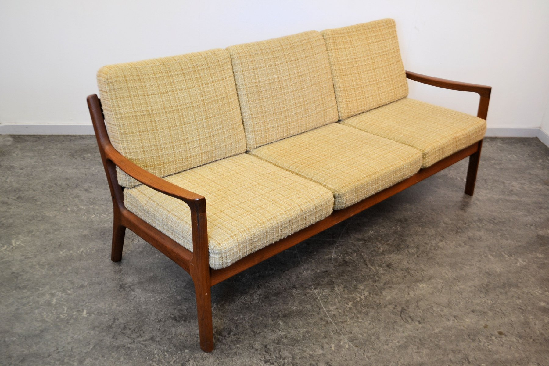 Sofa Dreams France Senator 3 Seater Sofa By Ole Wanscher For Cado 1960s For