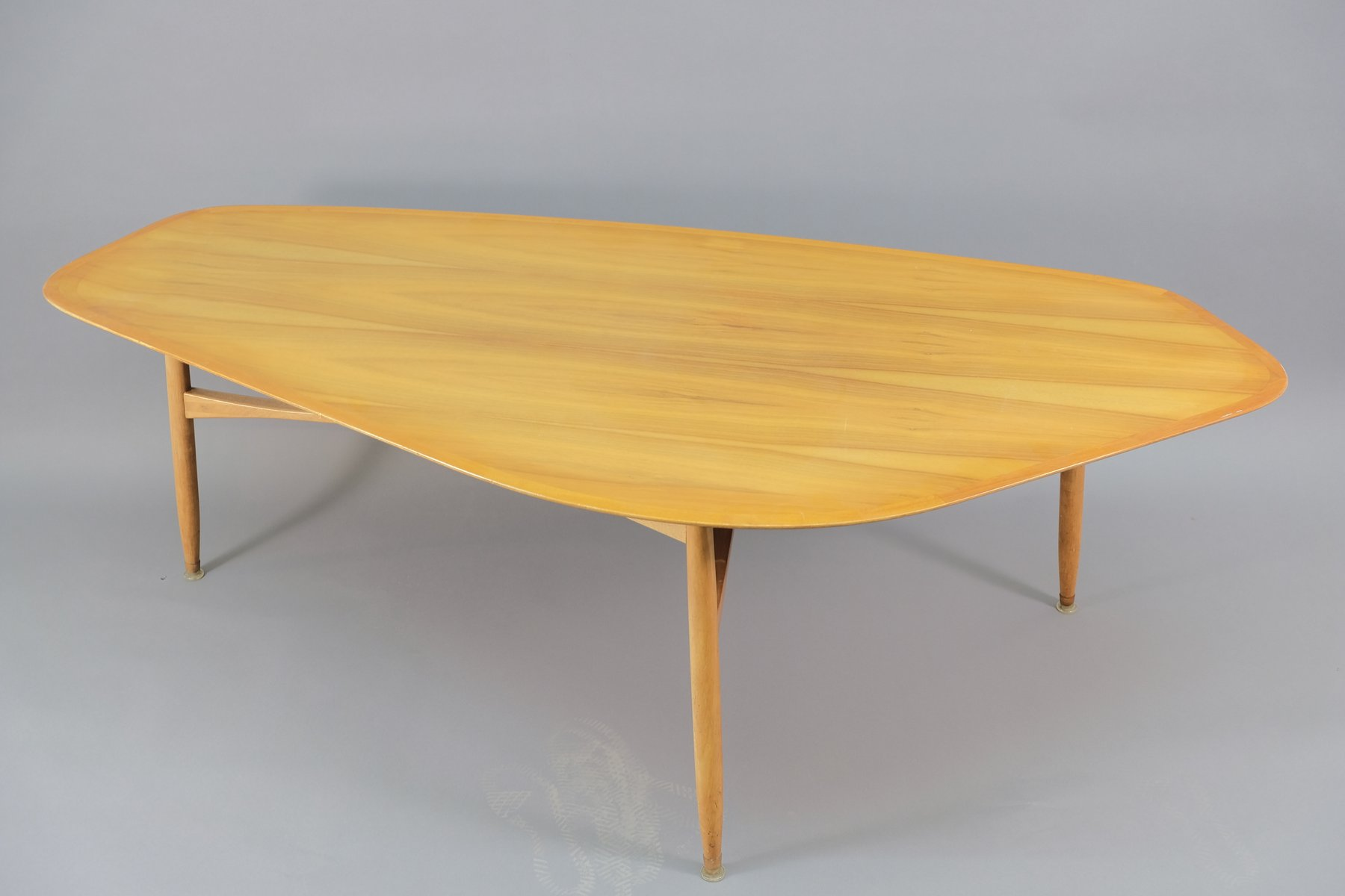 Mid Century Swedish Teak Coffee Table By Svante Skogh For Sale At Pamono