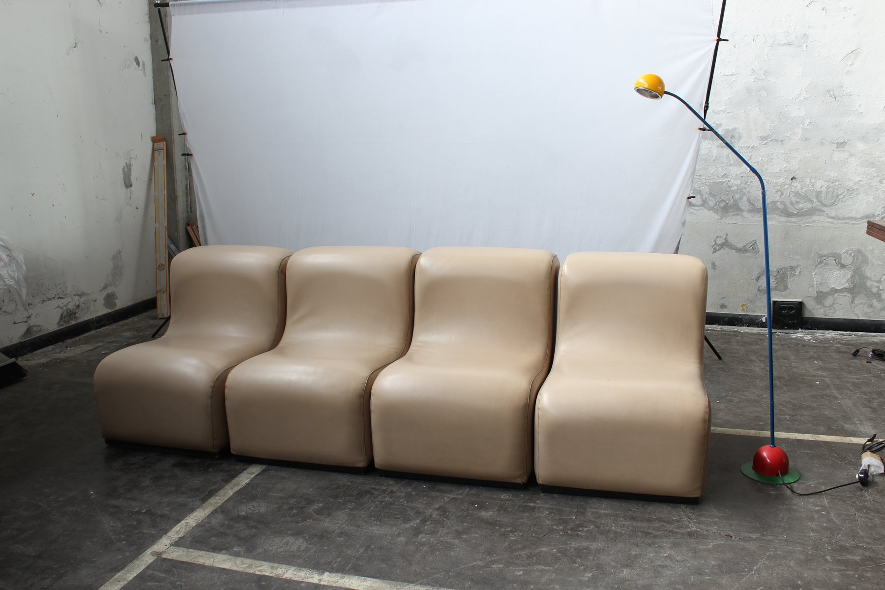 Vintage Italian Modular Sofa 1970s For Sale At Pamono