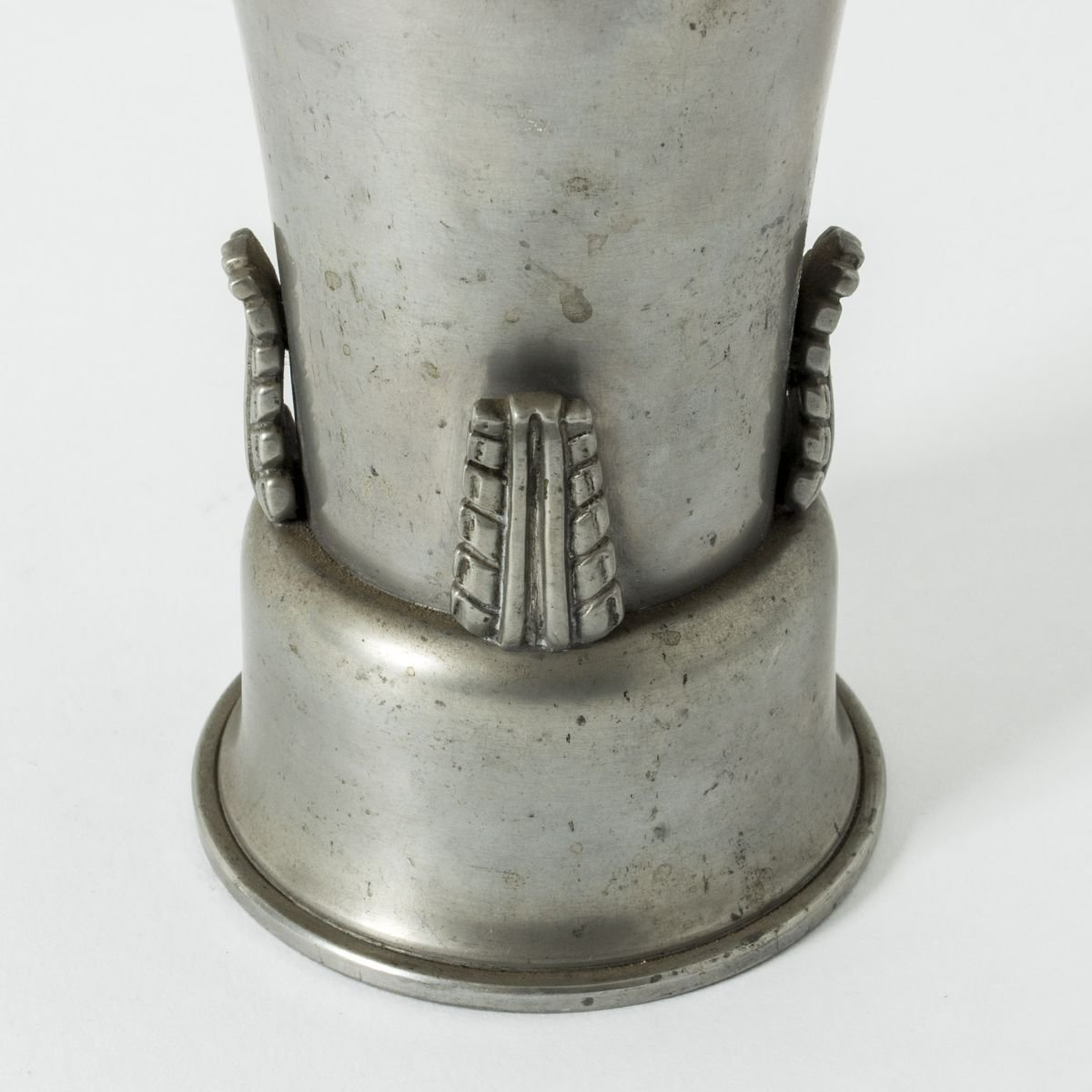 Pewter Vase By Ystad Metall 1930s For Sale At Pamono