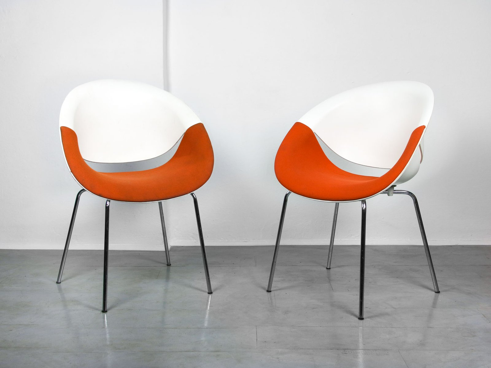 Vintage Italian So Happy Chairs By Marco Maran For Maxdesign Set Of 2 Bei Pamono Kaufen