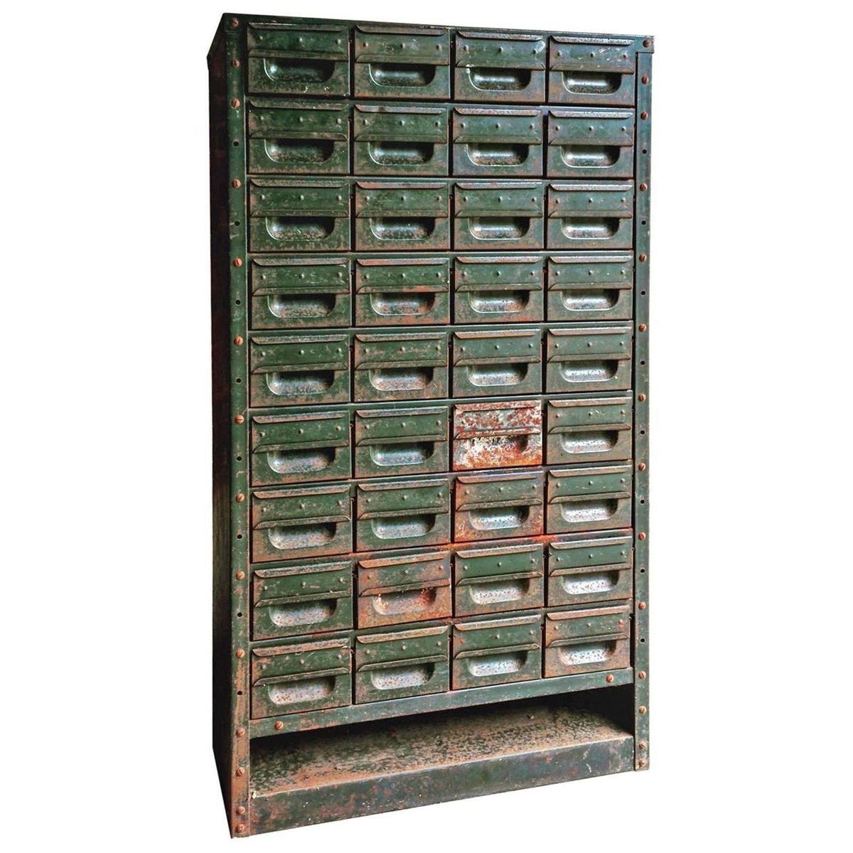 Steel Cabinet For Sale Industrial Steel Cabinet With 36 Drawers For Sale At Pamono