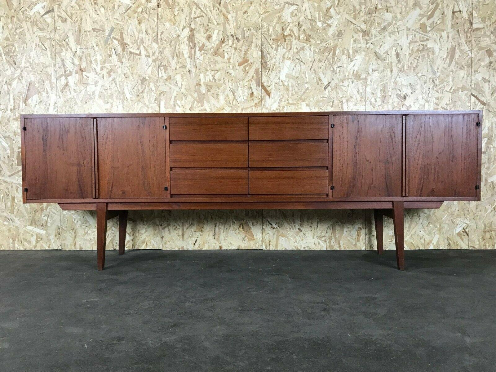 Sideboard Antik Mid-century Finnish Teak Sideboard From Asko, 1960s For Sale At Pamono