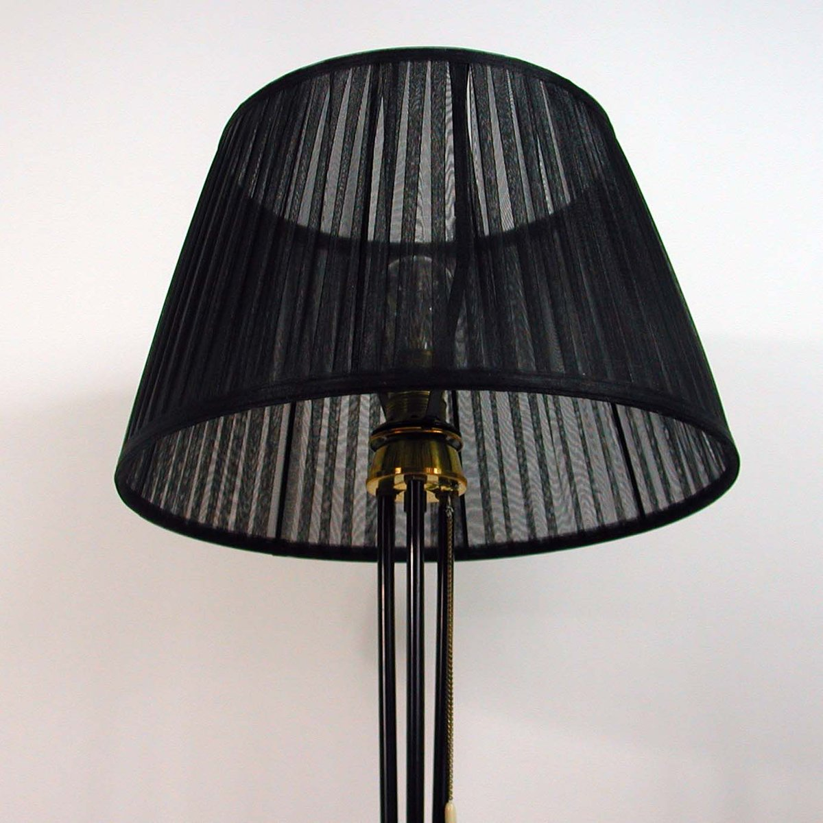 Tripod Floor Lamps Sale Black Tripod Floor Lamp 1950s For Sale At Pamono