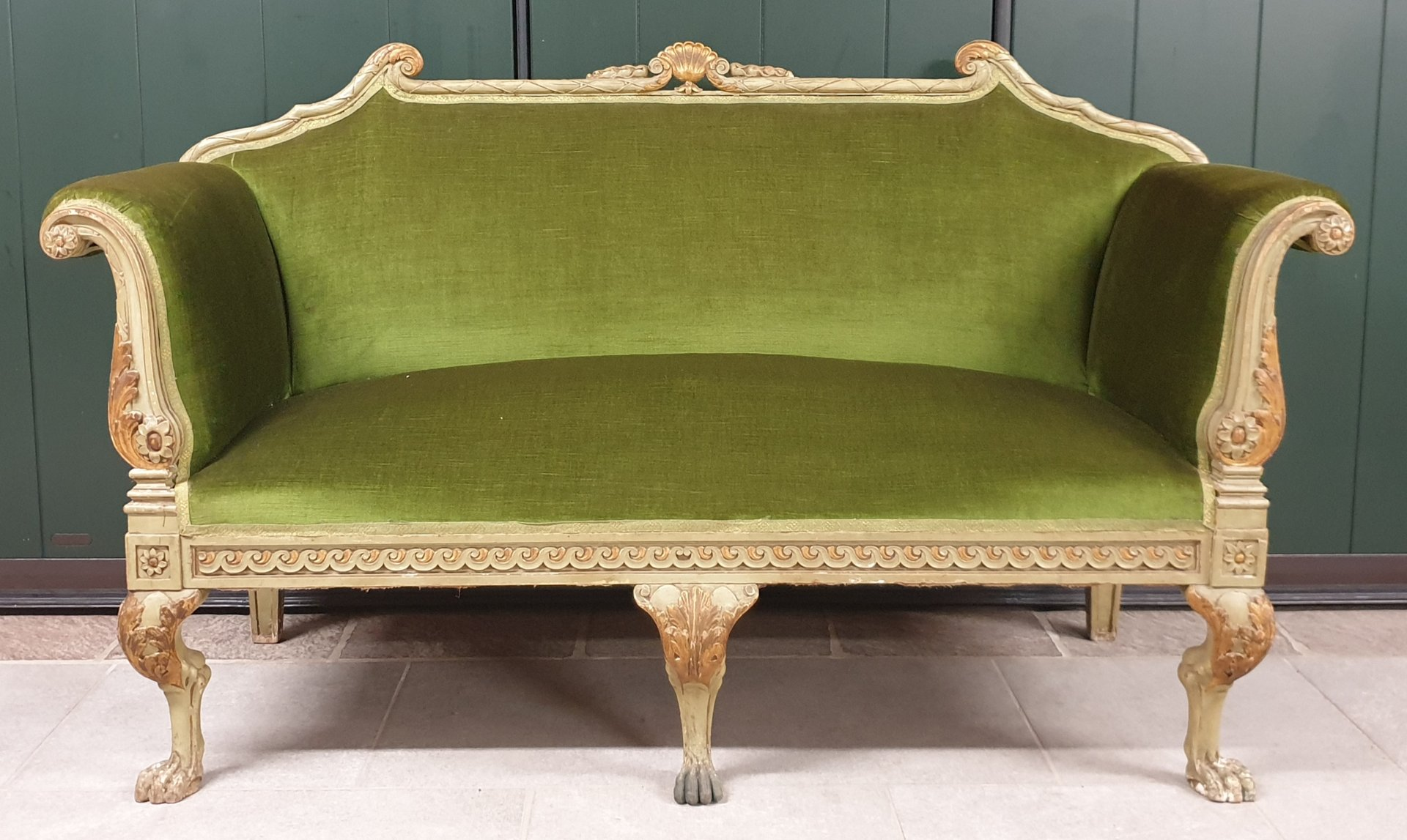Italian Royal Sofa For Sale At Pamono