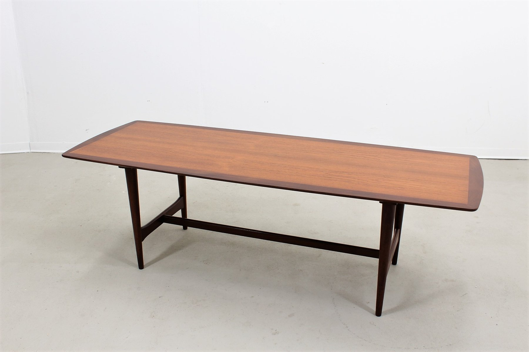 Vintage Möbel Oranienstraße Vintage Large Danish Teak Coffee Table From Ilse Möbel