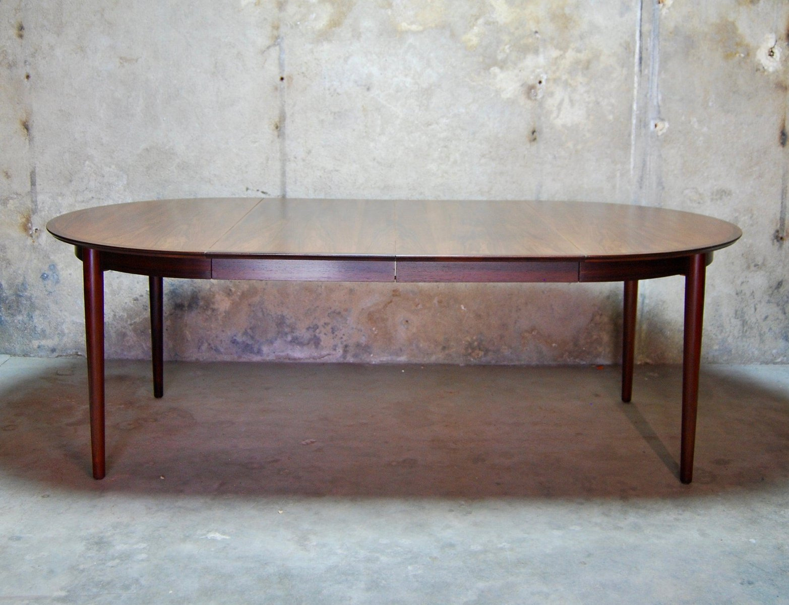 Rio Rosewood Dining Table By Arne Vodder Bei Pamono Kaufen