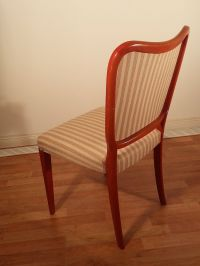 Scandinavian Dining Chairs, 1960s, Set of 6 for sale at Pamono