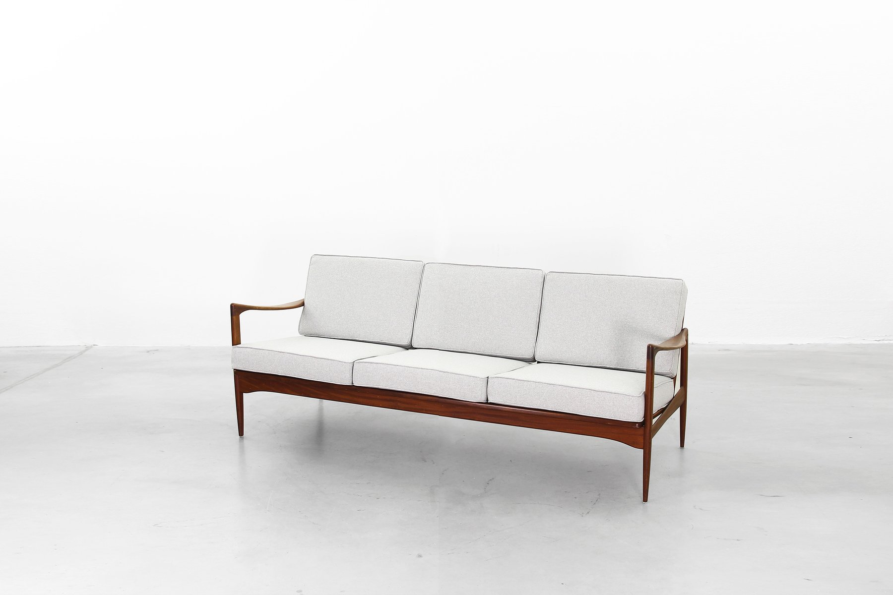 Møbler Sofa Sofa By Ib Kofod Larsen For Ope Mobler 1960s