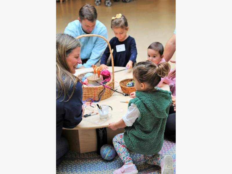 New Canaan Country School Hosts Fall Discovery Fair New