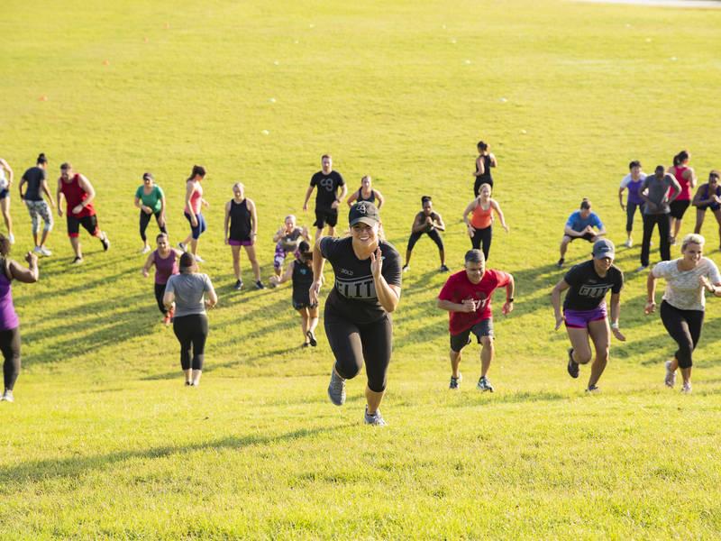 Camp Gladiator Plans Austin Stadium Takeover For Free Workout