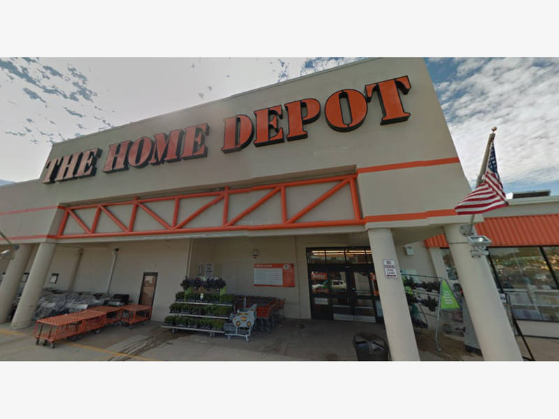 home depot freeport