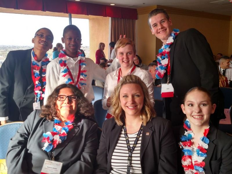 CODCA SkillsUSA Chapter Wins Big at the State Conference Denver
