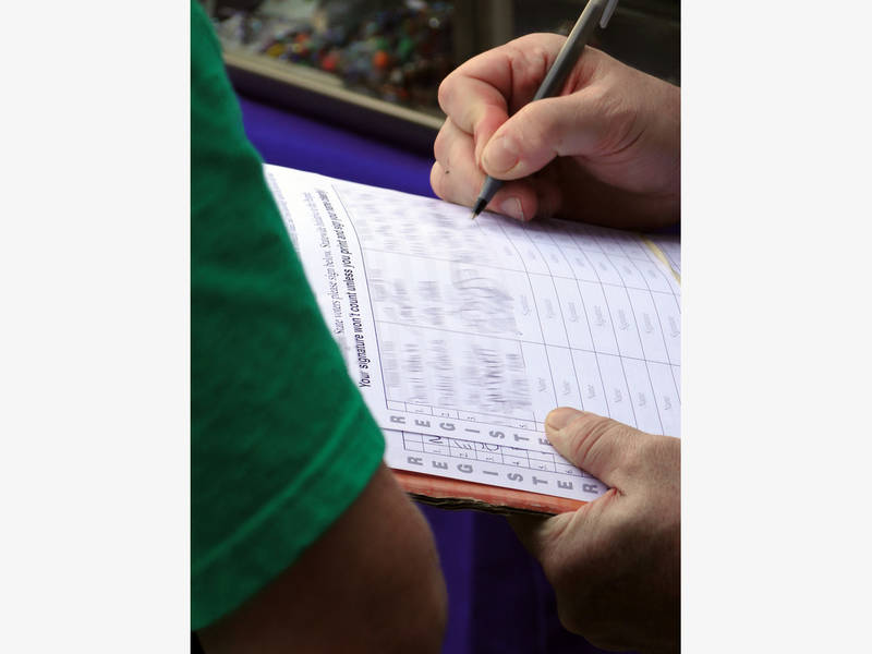 Candidate Claims Petition Signatures Stolen From Office ICYMI - petition office