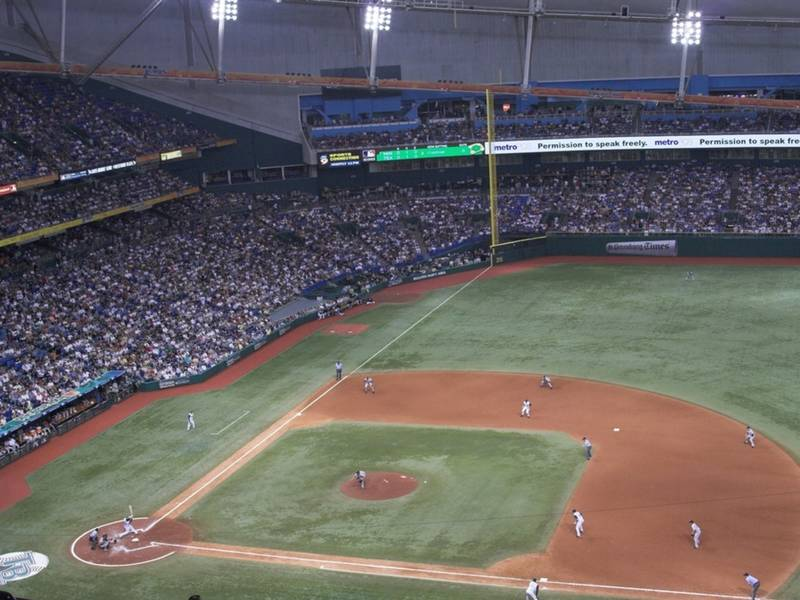 What Time Is The Rays Opener? Check Out New Food Items At Trop