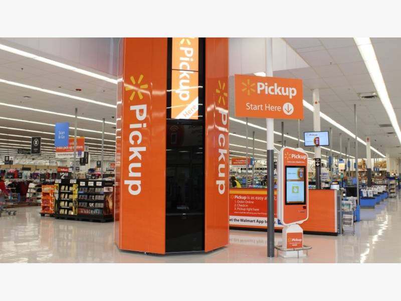 Walmart To Remodel 43 Stores Including Port Richey Location New