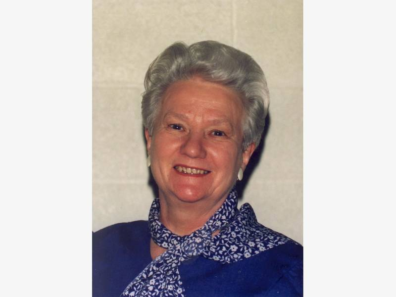 Obituary Wilma Mary Sanford Darien Ct Patch