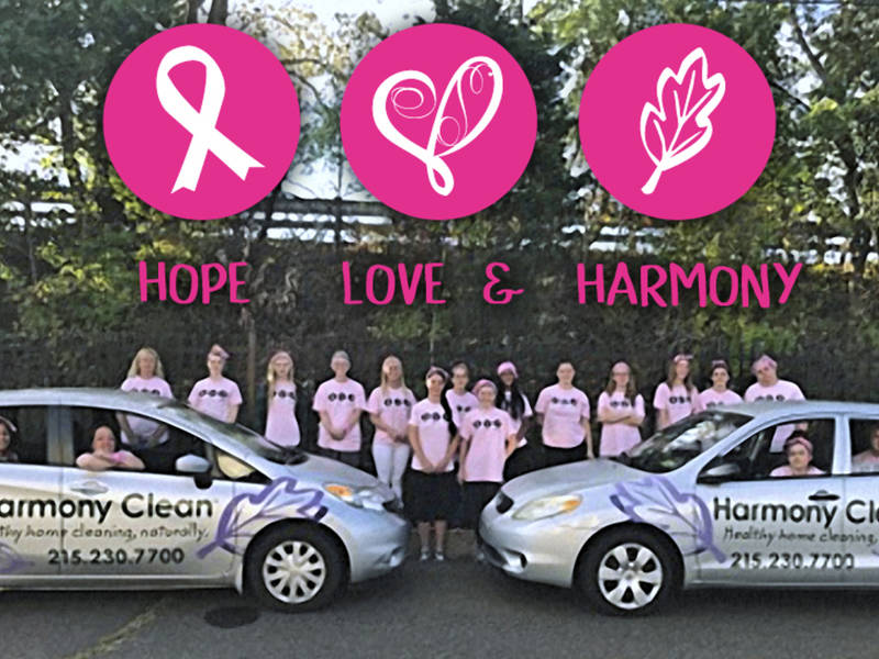 Harmony Clean, Inc marks 10th year of providing Free House Cleaning