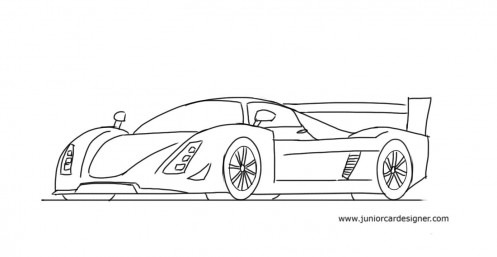 jcd-car-drawing-for-kids-made-very-easy-how-to-draw-le-mans-race - printable car template