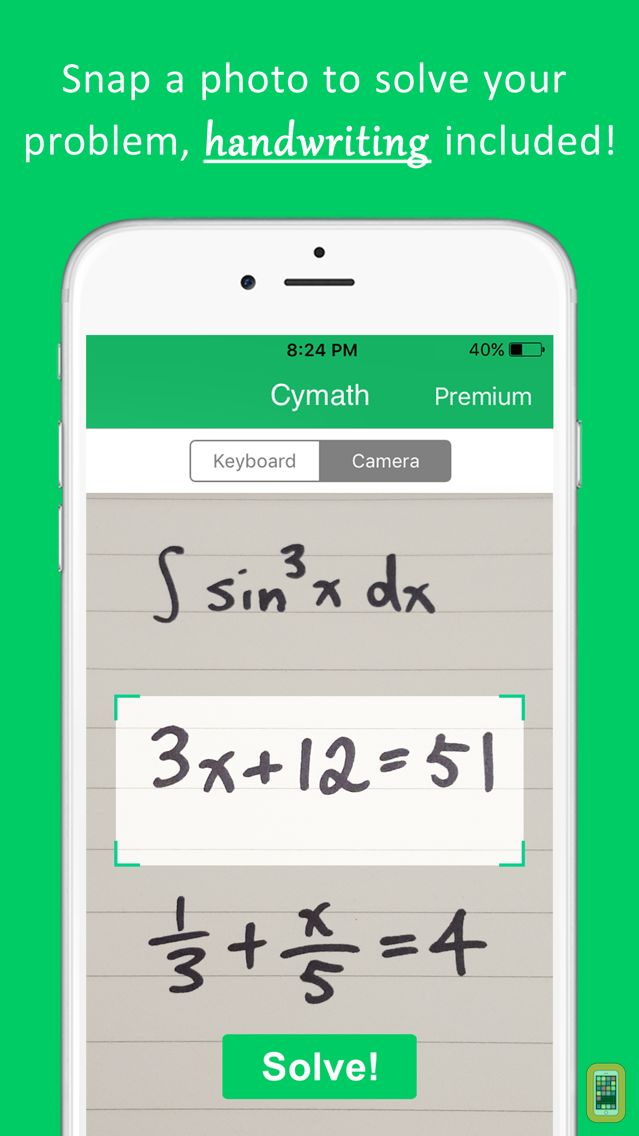 cymath math problem solver for iphone ipad app info stats ▷business
