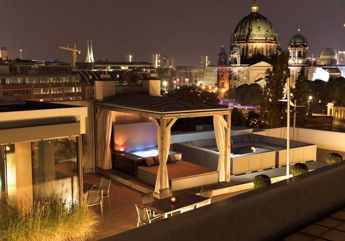 Berlin Penthouse Airbnb Berlin 25 Lofts Appartements Et Penthouses De