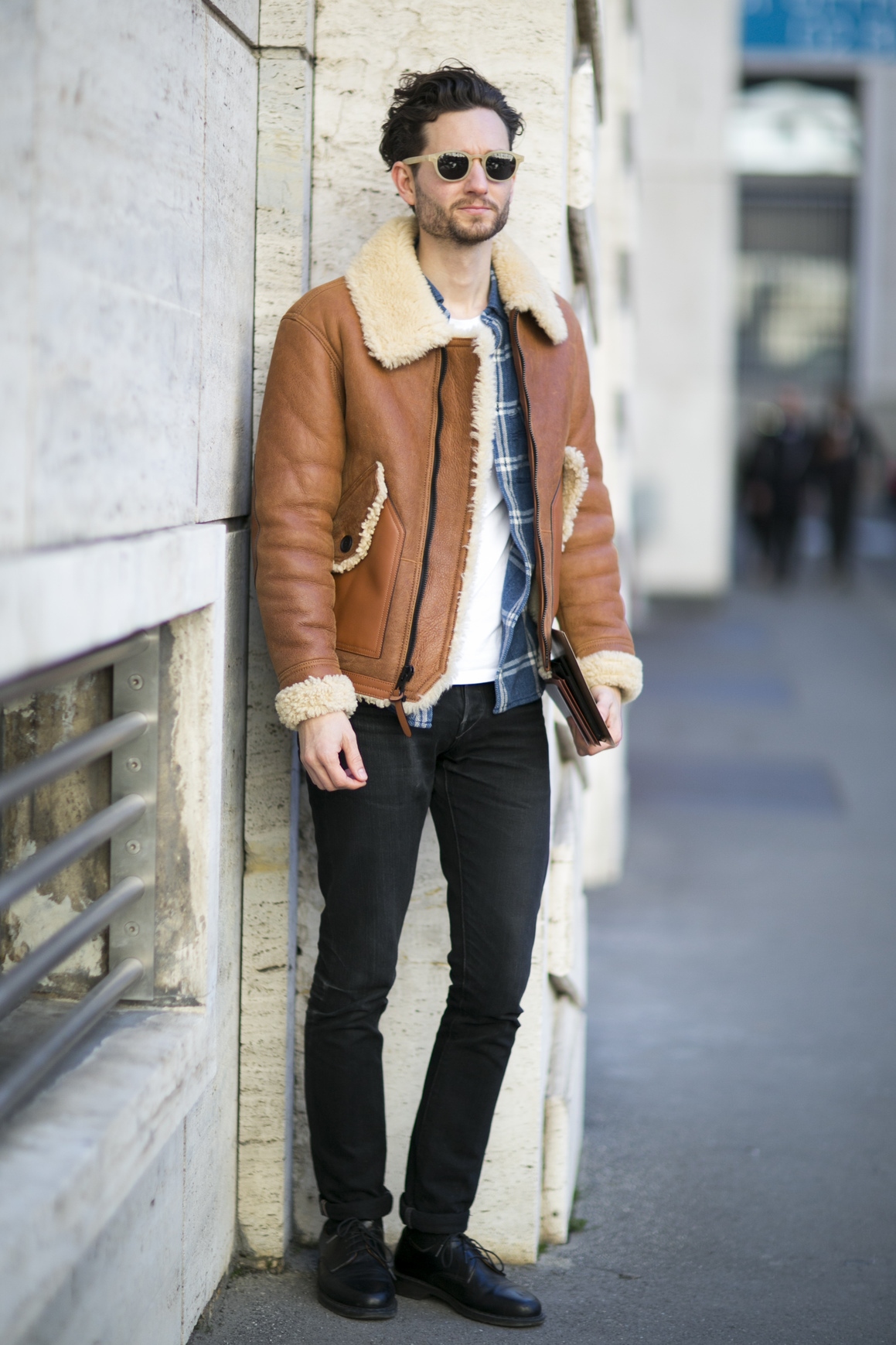 Look Homme Look Homme Hiver : 50 Looks Hommes Hiver - Elle