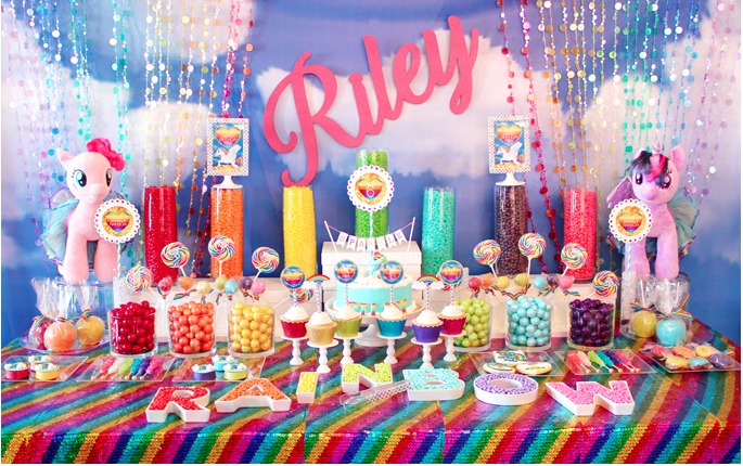 Five Fun Spring Birthday Party Themes for Kids - birthday party design