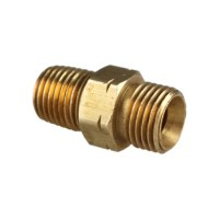 """9/16"""" Left Hand Inverted Flare x 1/4"""" Male Pipe Thread ..."""