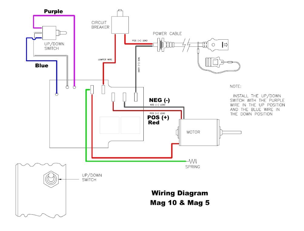omc trolling motor wiring diagram free picture