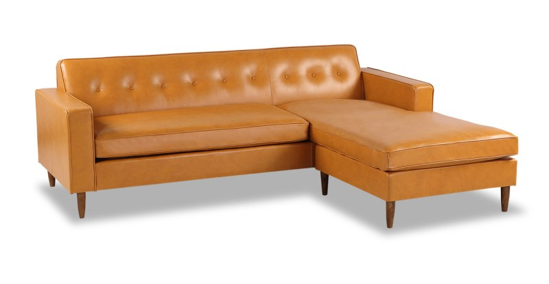 Large Of Mid Century Modern Sectional