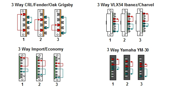 blade 3 way switch wiring diagram