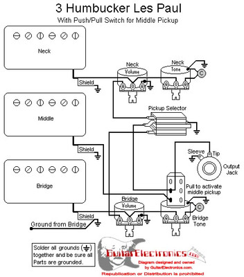 3 wire pickup wiring diagram