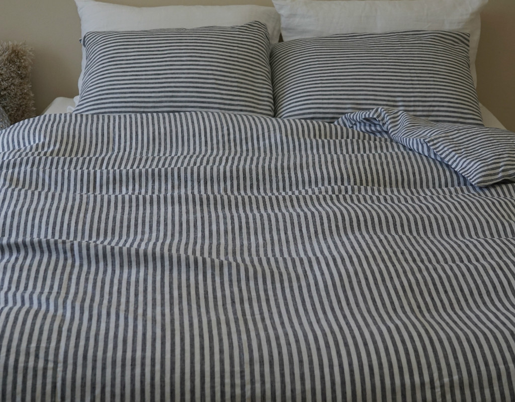 Big W Queen Quilt Covers Navy And White Striped Duvet Cover Natural Linen Custom