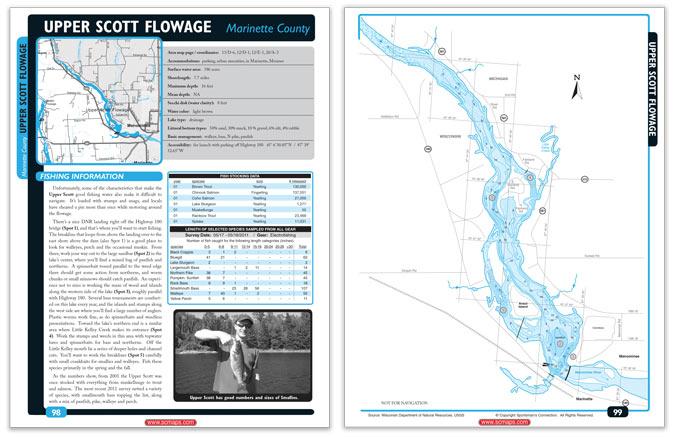 Minnesota Lake Map Downloads Sportsman\u0027s Connection