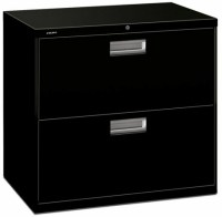 "2 Drawer File Cabinet - HON 600 Series 30"" Lateral 2 ..."