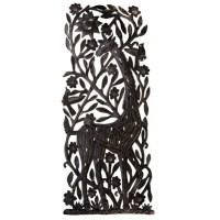 Giraffe Wall Sculpture | Metal | Giraffe Decor
