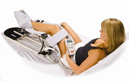 Knee Machine After Surgery
